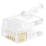 Bel-Stewart, Male Cat4 MMJ Connector
