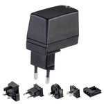 Friwo, 7.2W Plug In Power Supply 24V dc, 300mA, Level VI Efficiency, 1 Output Switched Mode Power Supply,