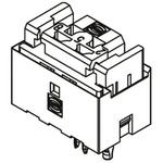 Harting, Mini Coax 4.4 mm, 6.25 mm, 7.64 mm Pitch Mini Coax Backplane Connector, Female, Straight, 5 Row, 2 Way