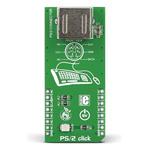 MikroElektronika PS/2 Keyboard, Mouse mikroBus Click Board