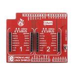 MikroElektronika FRDM KL46 Click Shield Bluetooth, GPS, GSM, Proximity & Colour Sensing, Thunder Detection, Wi-Fi,