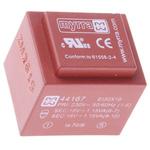18V ac 2 Output Through Hole PCB Transformer, 2.5VA