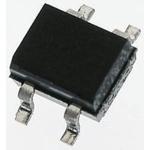 Diodes Inc DF1510S-T, Bridge Rectifier, 1.5A 1000V, 4-Pin DF-S