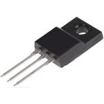 STMicroelectronics Through Hole, 3-pin, TRIAC, 800V, Gate Trigger 1.1V 800V