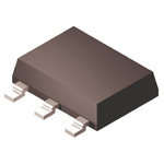 STMicroelectronics Surface Mount, 3+Tab-pin, TRIAC