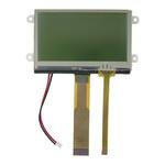 AZ DISPLAYS INC AQM1056B-FL-FBW AQM1056B Dot Matrix LCD Display, Transflective
