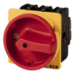 Eaton 3 + N Pole Panel Mount Switch Disconnector - 100 A Maximum Current, 50 kW Power Rating, IP65