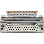 FCT D Sub Adapter Male 25 Way D-Sub to Female 25 Way D-Sub