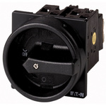 Eaton 3 Pole Flush Mount Non-Fused Switch Disconnector - 20 A Maximum Current, 5.5 kW Power Rating, IP65