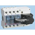 Legrand 3 Pole DIN Rail Non Fused Isolator Switch - 63 A Maximum Current, IP55
