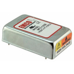 XP Power CA05P-5 DC-High Voltage DC Non-Isolated Converters 1 2mA 500V dc 1W