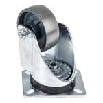 LAG Swivel Swivel Castor, 250kg Load Capacity, 80mm Wheel Diameter