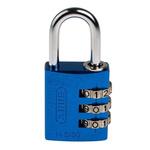 ABUS 145/30 Blue All Weather Aluminium, Steel Safety Padlock 30mm