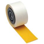 Brady on Yellow Label Printer Tape, 101.6 mm Width
