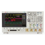 Keysight Technologies DSOX3014A Bench Digital Storage Oscilloscope, 100MHz, 4 Channels