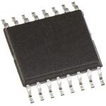 Analog Devices, DAC Quad 16 bit- ±0.05%FSR Serial (SPI/QSPI/Microwire), 16-Pin TSSOP