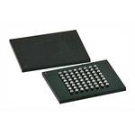 Cypress Semiconductor 128Mbit CFI Flash Memory 64-Pin FPBGA, S29GL128P90FFIR10
