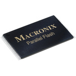 Macronix 4Mbit Parallel Flash Memory 48-Pin TSOP, MX29F400CTTI-70G