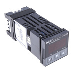 West Instruments N6500 PID Temperature Controller, 48 x 48 (1/16 DIN)mm, 2 Output Relay, 24 → 48 V ac/dc Supply