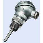Electrotherm Type PT 100 Thermocouple 50mm Length, 6mm Diameter, 0°C → +200°C