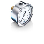Bourdon Back Entry Pressure Gauge 100bar, MIT3F22B31