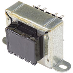 RS PRO 12VA 2 Output Chassis Mounting Transformer, 9V ac