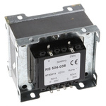 RS PRO 100VA 2 Output Chassis Mounting Transformer, 20V ac
