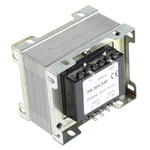RS PRO 100VA 2 Output Chassis Mounting Transformer, 9V ac