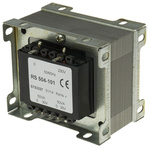 RS PRO 100VA 2 Output Chassis Mounting Transformer, 30V ac