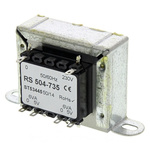 RS PRO 12VA 2 Output Chassis Mounting Transformer, 5V ac