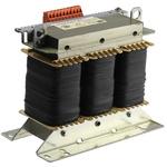 Block 3.5kVA Open Frame Autotransformer, 220 V ac, 230 V ac Primary, 400 V ac Secondary, 3 UI 114/64 Core