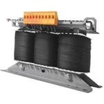 Block 25kVA Open Frame Autotransformer, 200 V ac, 208 V ac Primary, 400 V ac Secondary, 3 UI 210/88 Core