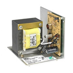 Embedded Linear Power Supply Bench Mount, Rack Mount, 104 → 127 V ac, 208 → 254 V ac Input, 24V Output, 6A