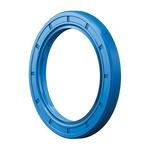Freudenberg Sealing Technologies Simrit 72 NBR 902 SealShaft Seal, 10mm Bore, 24mm Outer Diameter