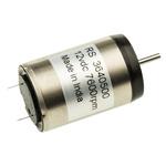 Portescap DC Motor, 4.5 W, 12 V, 8.48 mNm, 7600 rpm, 2mm Shaft Diameter