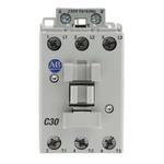 Allen Bradley 100 Series 100C 3 Pole Contactor - 30 A, 230 V ac Coil, 3NO, 15 kW
