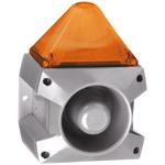 Pfannenberg PA X 5-05 Sounder Beacon 100dB, Amber Xenon, 230 V ac