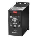 Danfoss VLT FC51 Inverter Drive, 3-Phase In, 0 → 200 (VVC+ Mode) Hz, 0 → 400 (U/f Mode) Hz Out, 0.75 kW,