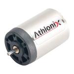 Portescap Brushed DC Motor, 3.7 W, 12 V, 7.3 mNm, 5880 rpm, 1.5mm Shaft Diameter