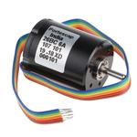 Portescap Brushless DC Motor, 4.2 W, 15 V, 4 mNm, 4700 rpm, 3mm Shaft Diameter