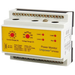 Unipower 130 A Motor Load Monitor, 24 V dc