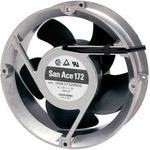 Sanyo Denki, 24 V dc, DC Axial Fan, 172 (Dia.) x 51mm, 383.9m³/h, 13.92W