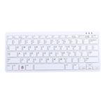 Raspberry Pi Keyboard, QWERTY (US) Red, White