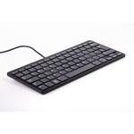 Raspberry Pi Keyboard, QWERTZ (German) Black, Grey
