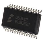 CS8406-CSZ Cirrus Logic, Audio Processor, 28-Pin SOIC