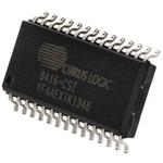 CS8416-CSZ Cirrus Logic, Audio Processor, 28-Pin SOIC