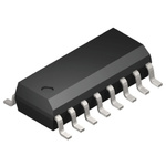 LMH0034MA/NOPB Texas Instruments, Adaptive Cable Equaliser 400m -0.5 → 3.6 V 16-Pin SOIC