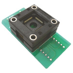 ADA-TQFP44, Chip Programming Adapter for AT89C52, PIC16F877