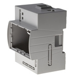 Italtronic Polycarbonate Case for use with Raspberry Pi A, Raspberry Pi B in Grey, Transparent