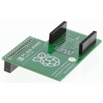 MikroElektronika Pi Click Shield with 2 mikroBUS Sockets for Raspberry Pi